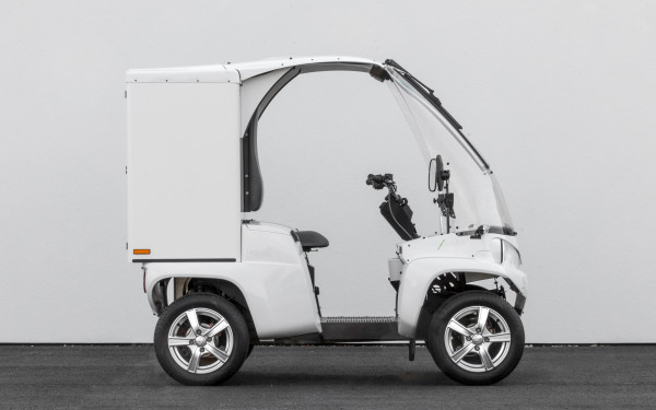 Paxster Delivery | 1000L