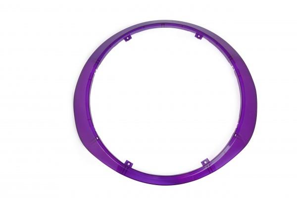 Kunststof Ring Transparant Paars | Ninebot One
