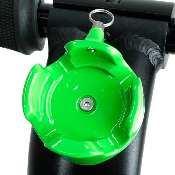 Infokey Protector Aluminium | Groen