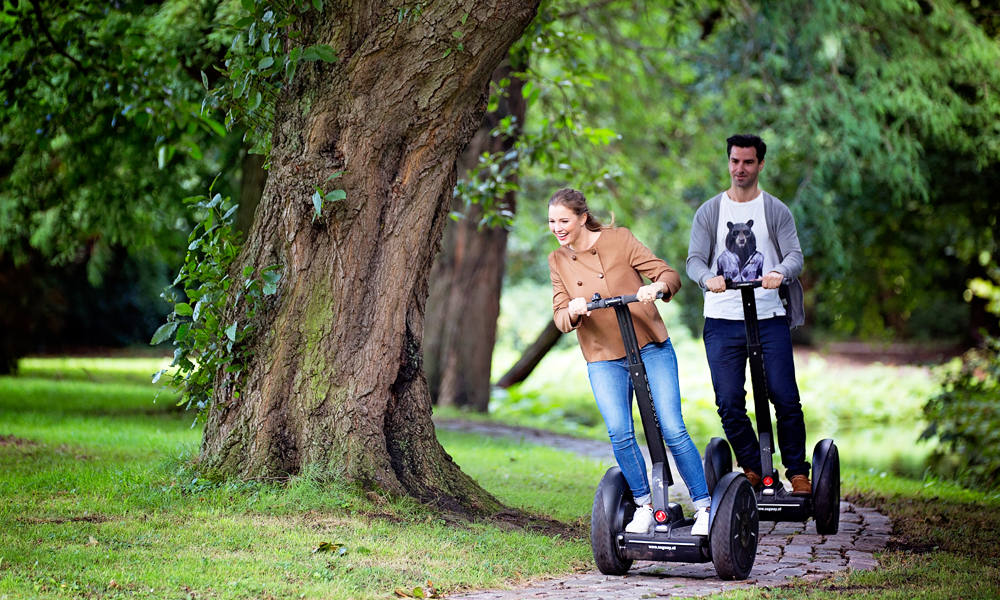 Consument recreatie Segway