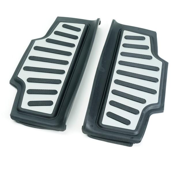 Aluminium matten set | geschikt voor i2 / x2
