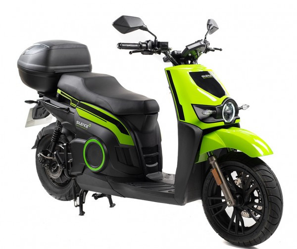 Silence S02 Low Strength e-scooter B2C