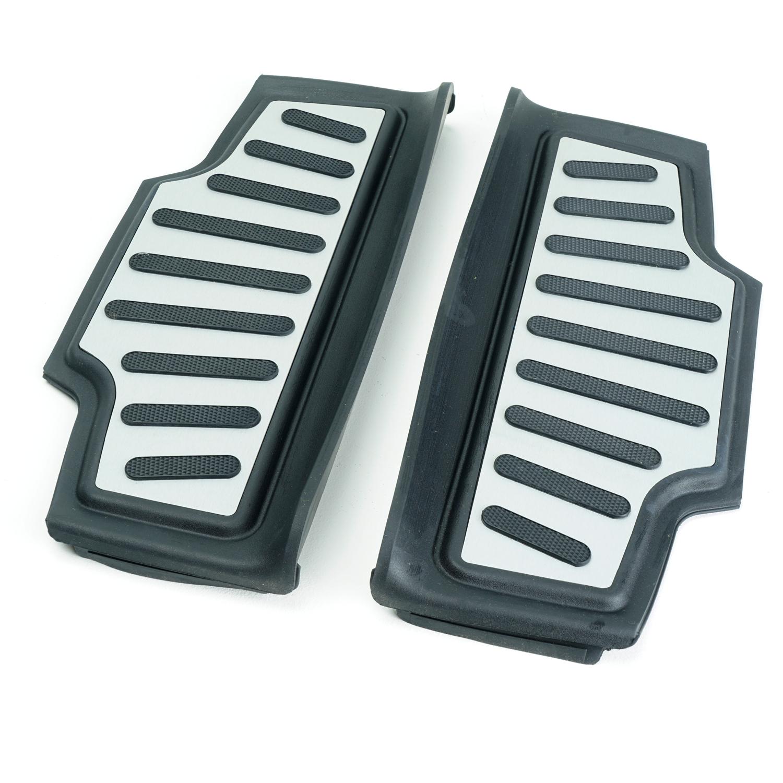 aluminium matten set geschikt voor i2 x2 segway accessoires segway e. Black Bedroom Furniture Sets. Home Design Ideas