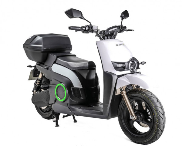 Silence S02LS e-scooter