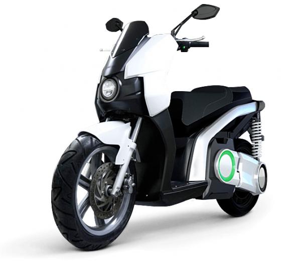 Silence S01 e-scooter
